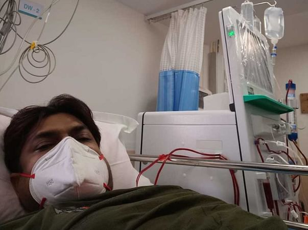Support Rajesh Kumar Recover From Kidney Failure
