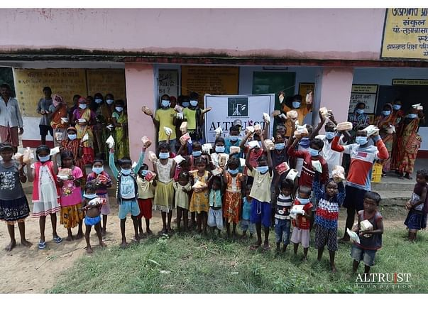 Help ALTRUIST FOUNDATION feed millions of HUNGRY STOMACH !