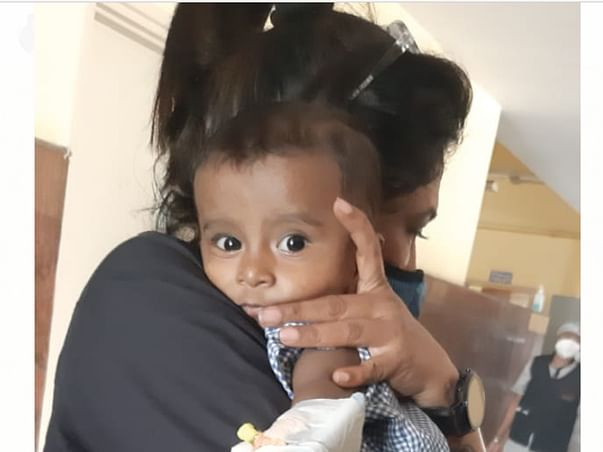 Support Baby Gowtham To Undergo Heart Surgery