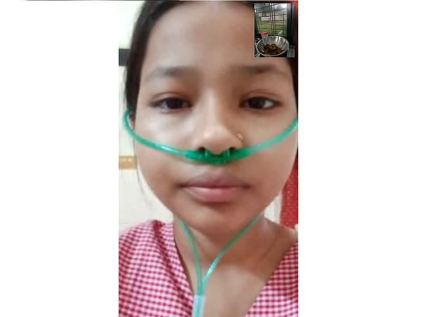 Support 15 Yrs/O Bhumika Bhimte Recover From Blood Disorder