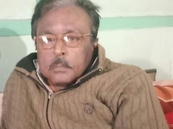 Support Swarup Chanda Roy To Recover From Syringomyelia