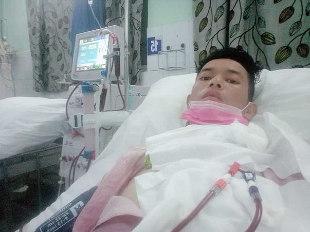 Help My Husband Santosh Tamang To Recover From Kidney Disease
