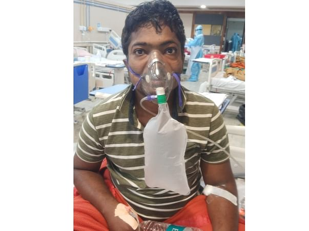 Support Amaresh Mahapatra Recover From Lungs Infection