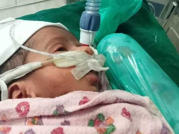 Extreme Premature Baby Needs Financial Assistance