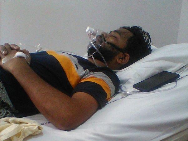 Help Rajkiran fight Sickel cell anemia