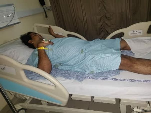 Support Mohammad Tanveer Ahmed To Recover From Hernia