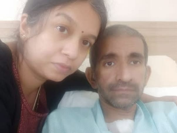 Support Pravin Hegde recover from Cancer