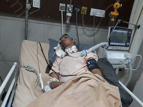 Help My Friend Kevin Hareshbhai Chauhan Recover From Guillain-Barre Syndrome(GBS)