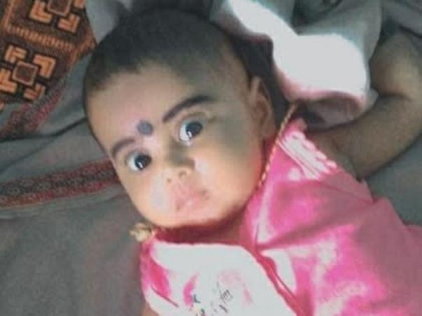 9 Months Old Jai Pranav Needs Your Help To Undergo Liver Transplant