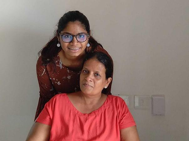 Help Celine Fund Her Daughter's Education