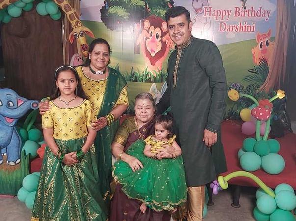 Help Gopal's Family