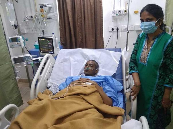 Help My Husband Fight Cryptogenic Chronic Liver Disease