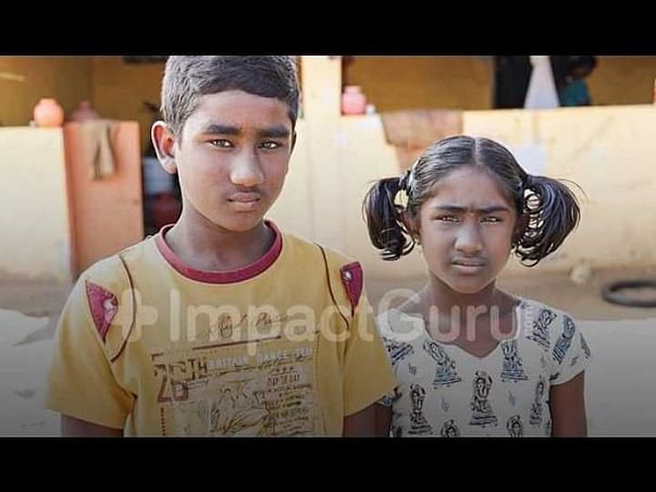 Help Kishore & Poojitha To Recover From Fanconi Anemia