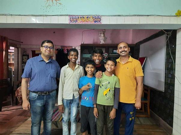 Support Project Buniyaad By Dhanak Paathshala