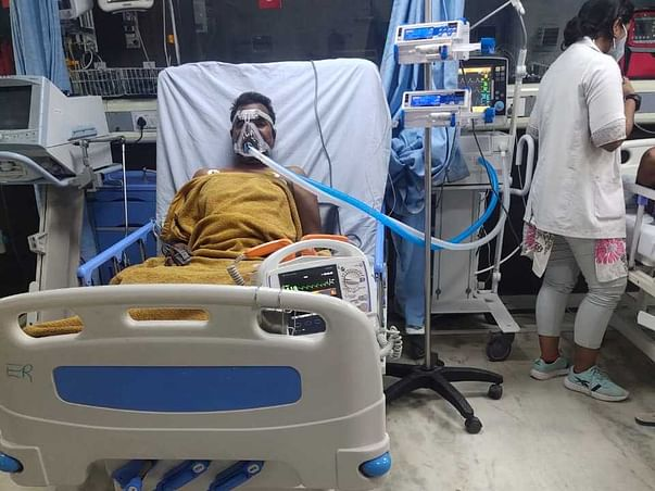 Heart surgerry kidney failure and is under the dialysis and dengue