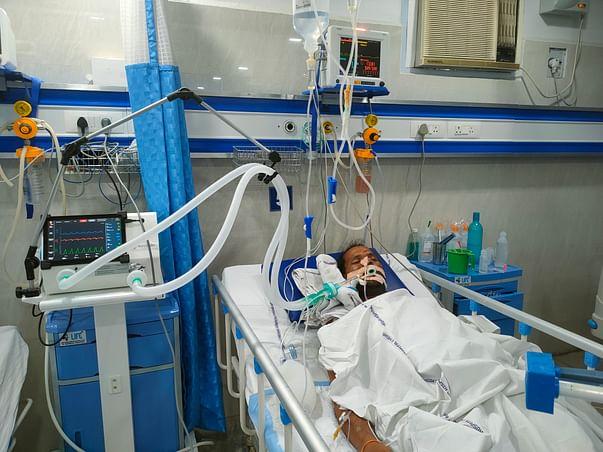 Help T Babu Rao From Blood Clot In Brain
