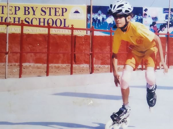 Help, Athlete, Kush Choubisa to be on Track for National Championship