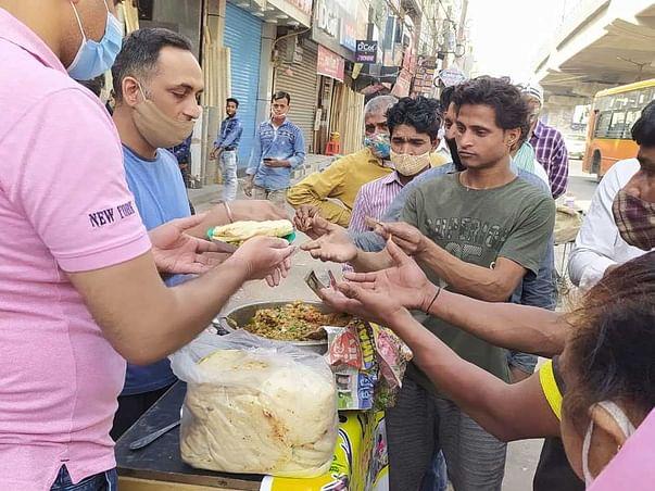 Fund Raising For Community Kitchen of JHU