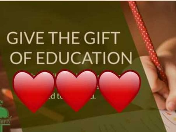 Help me to keep my Education going