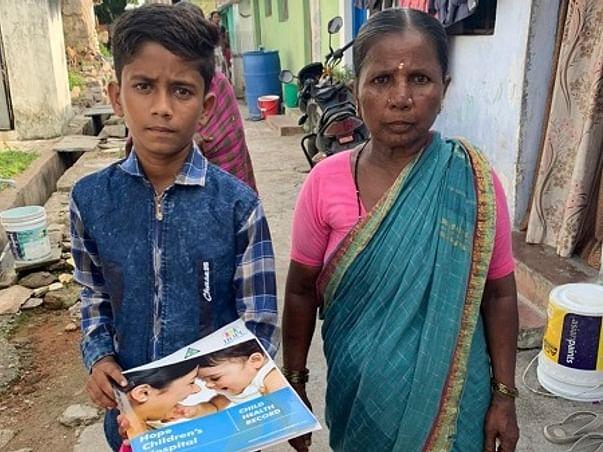 Join Us in Helping Deepak