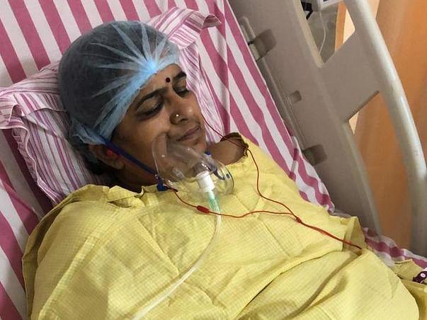 Help Srimathy Undergo Open Heart Surgery