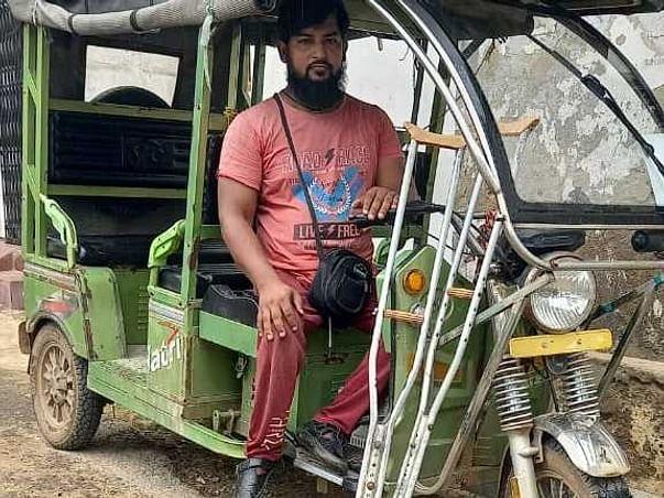 Help handicapped Wasim to survive