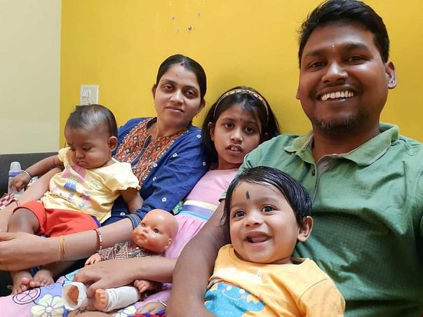 Help My Husband Biswajit Mohanty,struggling His Life After Head Injury