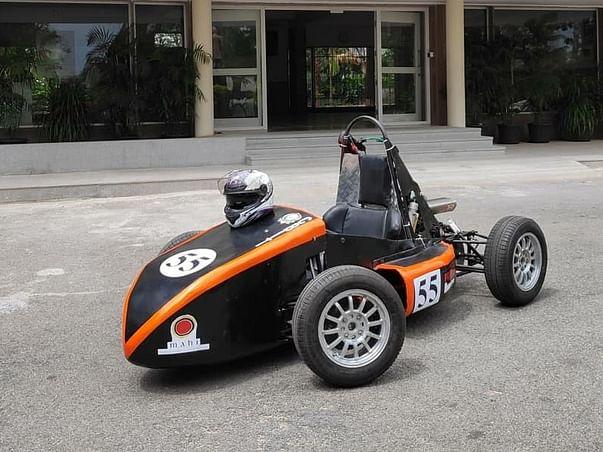 Support Praheti Racing To Fabricate FS Electric Vehicle