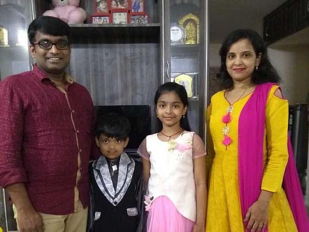 Help Sagar's Family Fight Strong