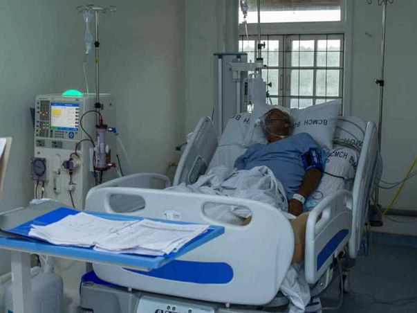 Support Rajendar Singh Recover From Atrioventricular ( Heart Hole Blockage )