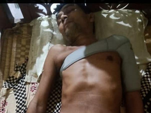 Support Baikuntha Charana Samal Recover From Intracerebral Haemorrhage