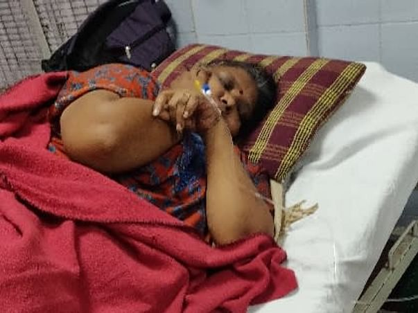 Support Uma Devi Recover From Lungs Infection