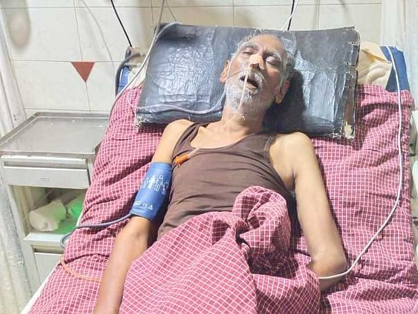 My Father Is Struggling With Blood Clot In Brain & Paralysis, Help Him.
