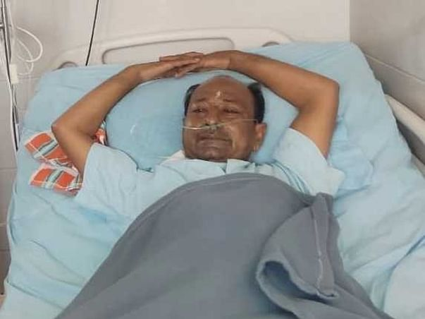 Support My Family: My Father Is Suffering From Liver Damage