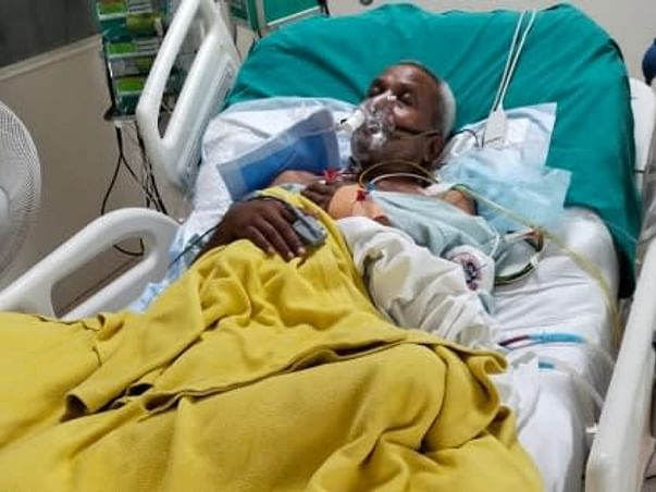 My Father Is Struggling With Multiple Diseases Help Him.