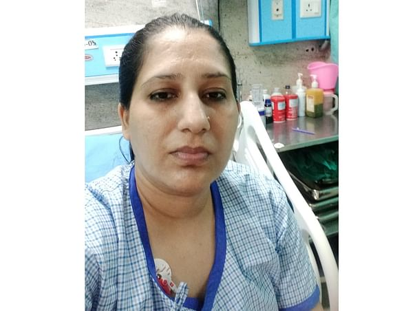 Support Pooja Chauhan 39 Yrs/O Recover From PSVT Cardiac Disease