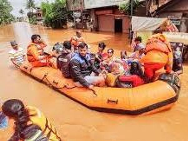 Appeal For Mahad Flood Relief Victims