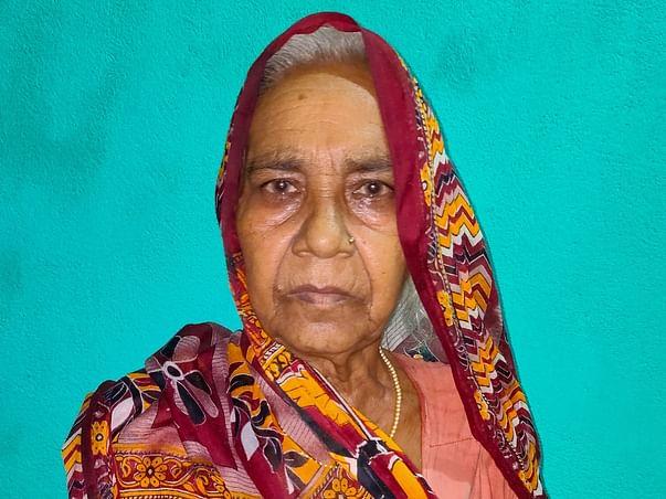 Support Basmati Kunwar Recover From Eye Problem