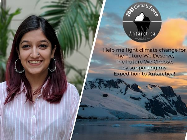 The Future We Choose: Antarctic Expedition 2022
