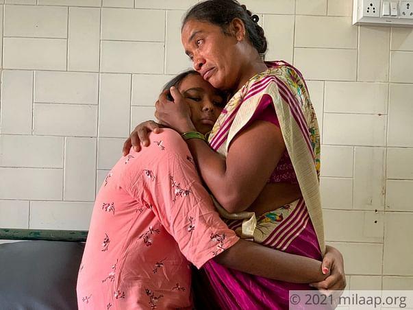 15 years old Sanchi Ananda Halondikar needs your help fight Acute Lymphoblastic Leukemia