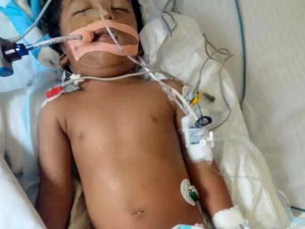 Help Aayan Okheda Recover From Pneumonia