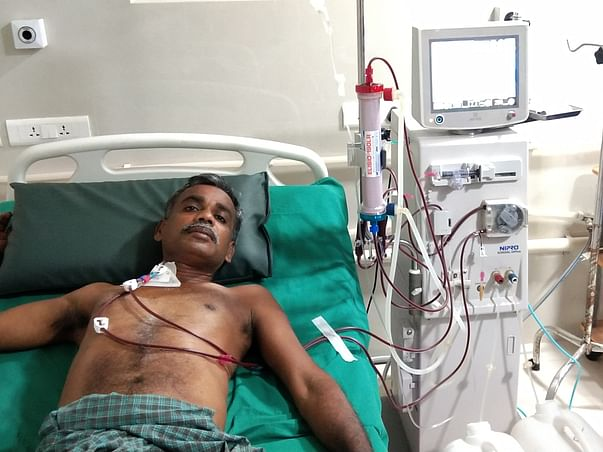 My Father Is Suffering From Kidney Failure We Need Your Help