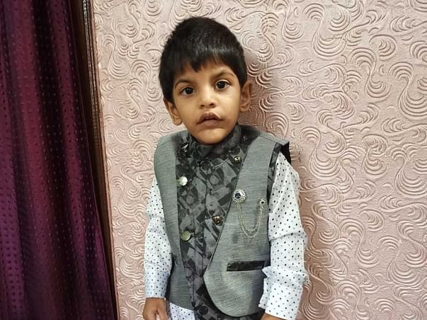 Help My 2 Yrs/O Son, Hamdan Recover From Multiple Ailments