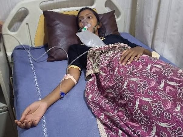 Support Manjari Madavi To Recover From Blood Infection