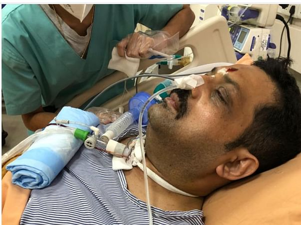 Support My Brother To Recover From Brain Stroke