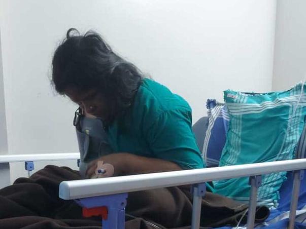Help Bhagya Mend Her Broken Bones Following Horrific Accident.