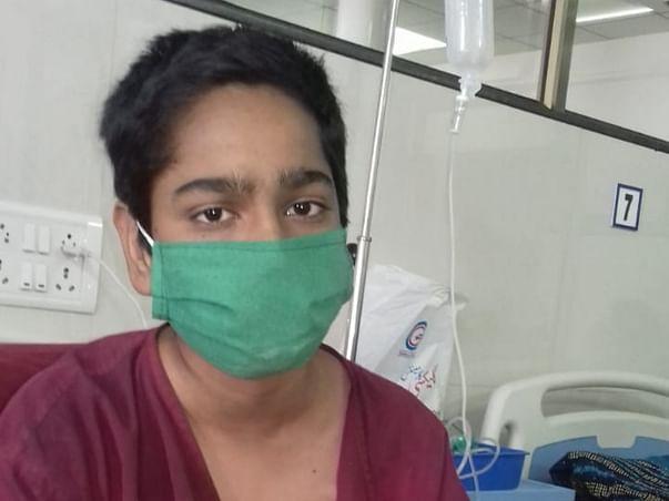 Please Help Towards Sainath Fight Against Blood Cancer