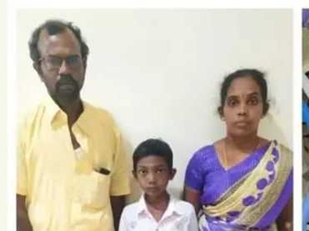 Help 11 Yrs/O Andiappan Recover From Liver Cirrhosis