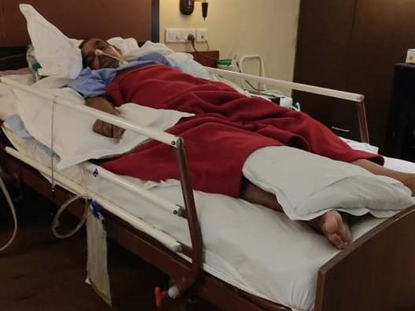 Support Bharath Prasad Recover From Cerebral Infarct
