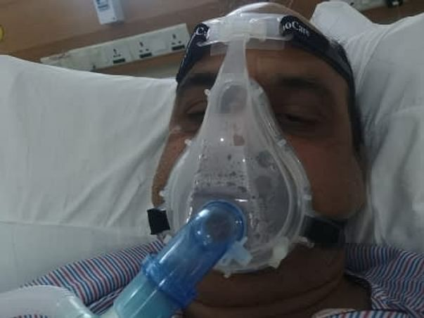 Support Piyush Pankaj Recover From Lung Failure And Lungs Infection